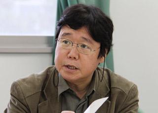 東長 靖 教授