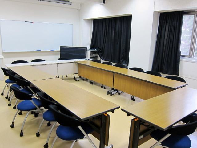 第1・第2講義室